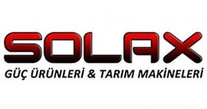 SOLAX markası resmi